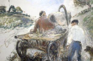 Выставка произведений Анатолия Слепышева (1932 – 2016). Живопись.