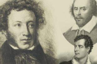А. С. Пушкин и английская литература.