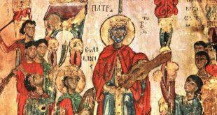 Лекция «Псалмодия в византийской и древнерусской литургической практике».