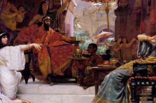 Еврейская женщина в Танахе и Новом Завете.