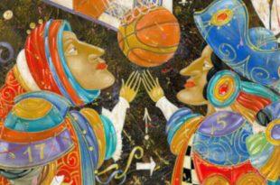 Мифы и легенды. Персональная выставка Петра Лизунова.