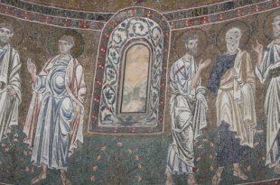Лекция «Византийские художники и их произведения в Северной Италии в конце XI – начале XII века».