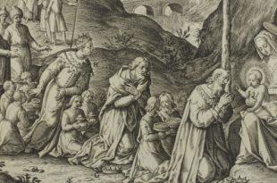 Евангелие Иеронима Наталиса. Первое издание.