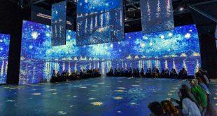 Мультимедийная выставка «Ван Гог. Письма к Тео».
