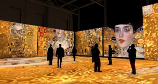 Мультимедийная выставка «Густав Климт. Золото модерна».