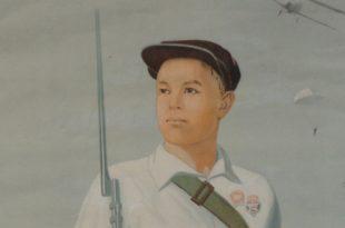 Плакат Великой Отечественной Войны 1941-1945 гг.