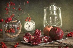 Международная фотовыставка «Вокруг натюрморта».