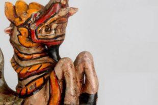 Фантастические существа в народном искусстве Юго-Восточной Азии.