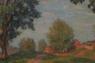 Николай Голощапов (1889-1968). Графика, живопись.