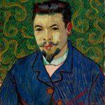 "Винсент ван Гог ""Портрет доктора Феликса Рея"" 1889"