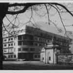 Джузеппе Терраньи. Дом «Новокомум» в Комо. Фото © Archivio Terragni