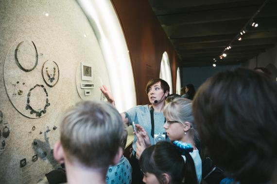 День города Москвы 2019 в Музее Москвы.
