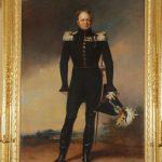 "Д. Доу ""Портрет императора Александра I"" 1825"