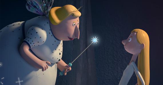 Кадр из мультсериала «Хулиганские сказки». © Международный анимационный фестиваль «Летний уикенд БФМ».