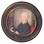 """Неизвестный художник """"Портрет С.И. Гамалеи (1743-1822)"""" Начало XIX века"""