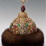 """Шапка """"Алмазная"""" царя Петра Алексеевича. Москва, мастерские Кремля, 1684"""
