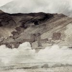 """Алена Тельпуховская """"Из проекта """"Тибет. Прикосновение"""" №5"""" 2006"""