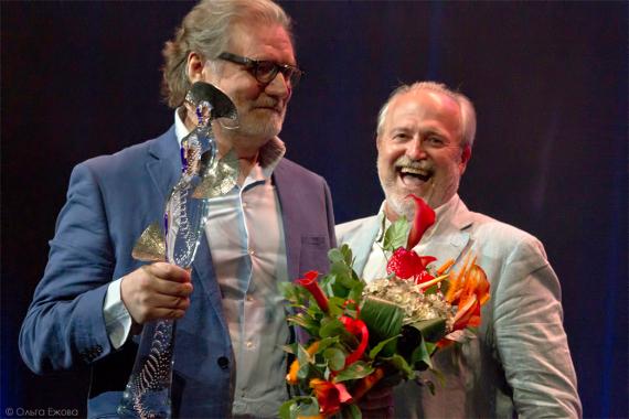 XXVIII Церемония вручения Первой театральной премии «Хрустальная Турандот».