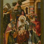 Рождество Христово. Конец XVII – начало XVIII века