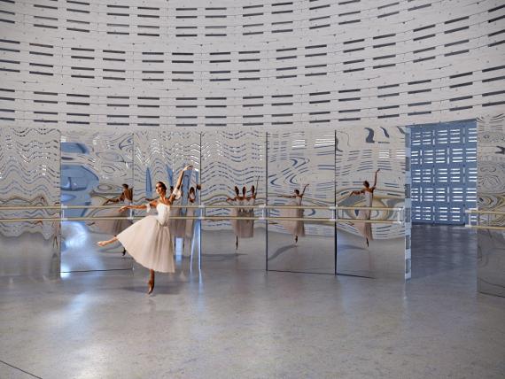 """Выставка """"Здесь и сейчас. Атлас творческих студий Москвы"""". Центральный выставочный зал «Манеж»."""