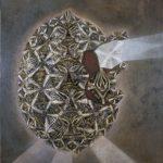 """Дмитрий Плавинский """"Космическая черепаха"""" 1995"""