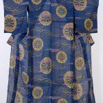 Мужское кимоно. XIX в. Период Эдо