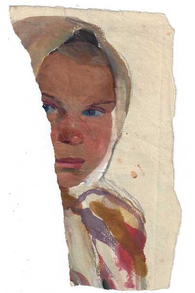 Зинаида Серебрякова «Семейный портрет» 1910-е Предоставлено KGallery.