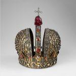 Корона императрицы Анны Иоанновны. Россия, Москва, 1730