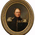 "Дж. Доу ""Портрет императора Александра I"" Около 1825 года"