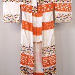 Праздничное женское кимоно. 1970-е, Канадзава