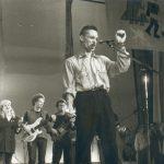 К 65‑летию музыканта, композитора и ярчайшего новатора своего времени Сергея Курёхина.