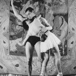 """Серж Лидо """"Серж Лифарь и Татьяна Степанова. """"Посвящение Сергею Дягилеву"""" Париж, 1939"""