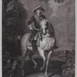 """Н. Плахов (по оригиналу Г.Ф. фон Кюгельхена) """"Портрет императора Павла I"""" 1798"""