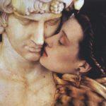 "Шейла Мецнер ""Поцелуй. Fendi"" 1986"