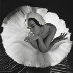 "Серж Лидо ""Людмила Черина. ""Умирающий лебедь"" Парижская опера, 1958"