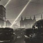 """Евгений Умнов """"Москва"""" 1947"""