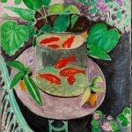 """Анри Матисс """"Красные рыбы (Золотые рыбки)"""" 1912"""