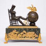 Часы кабинетные. XIX век, Франция
