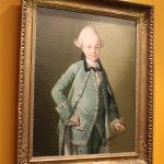 """Карл Людвиг Христинек """"Портрет графа А.Г. Бобринского в детстве"""" 1770"""