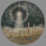 """Дмитрий Плавинский """"Ночное видение над Иерусалимом"""" 2005"""