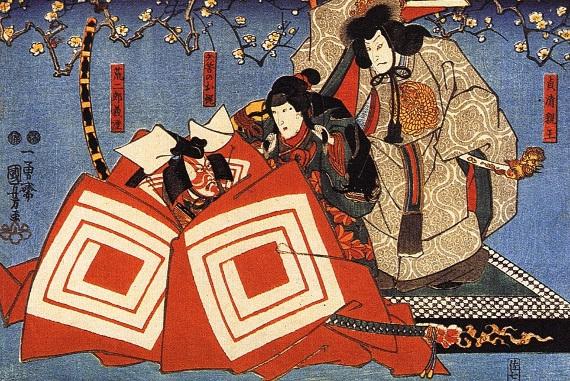 """Лекция """"Традиции Кабуки: Сюжеты, символика и эстетика японского театра"""". Всероссийский музей декоративного искусства."""