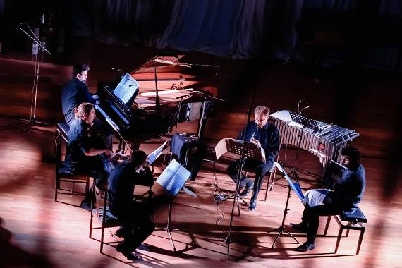Московский̆ Ансамбль Современной̆ Музыки (МАСМ) откроет цикл концертов 21 сентября.