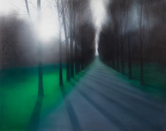 Евгения Буравлева «Вечер» 2019