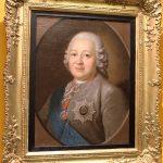 """Фёдор Рокотов """"Портрет графа Н.И. Панина"""" 1760-е"""