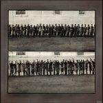 """Хуан Геновес """"Ряд"""" 1965"""