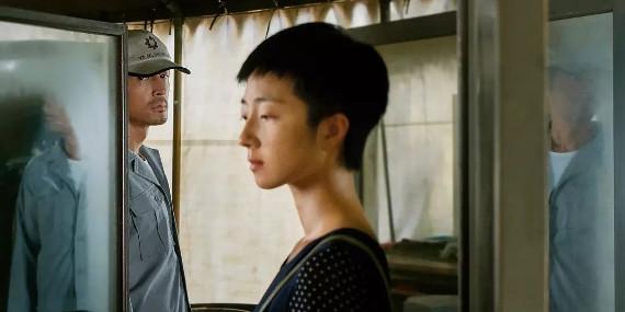 Кадр из фильма «Озеро диких гусей». Режиссер Дяо Инань. 2019 год.