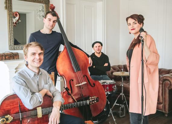 Полина Касьянова и Dmitry Kuptsov Trio