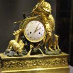 Часы каминные. Франция, 1750-1780-е