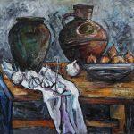 """Карина Назарова """"Натюрморт с луком и чесноком"""" 2009"""