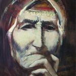 "Юрий Григорян Старший ""Мать"" 2006"